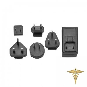 EM1024 Interchangeable Medical Plug